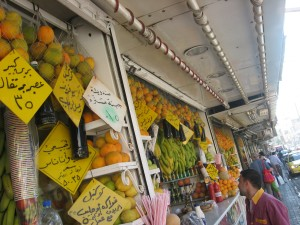juice stalls