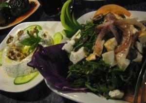 thyme salad