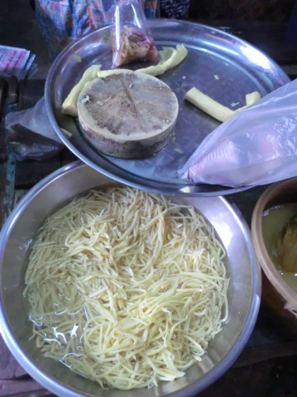 fermented bamboo