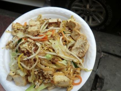 street pad thai