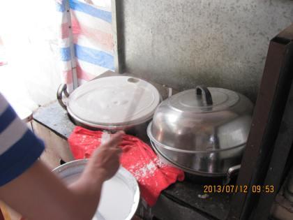 fresh rice paper