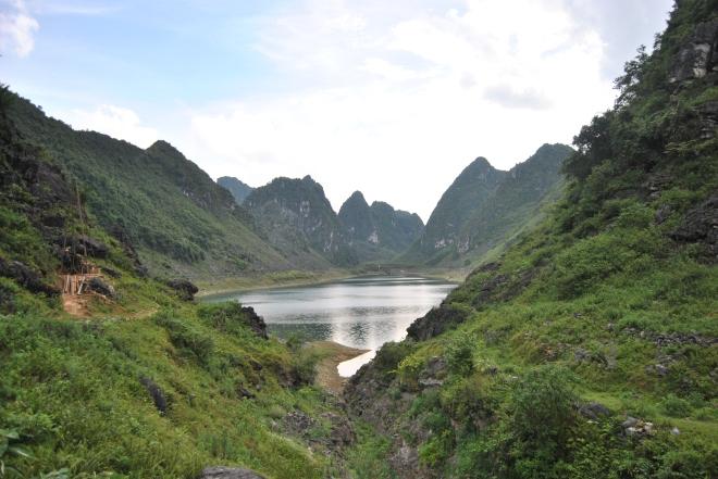 Debao lake