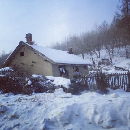 Harbin farmhouse