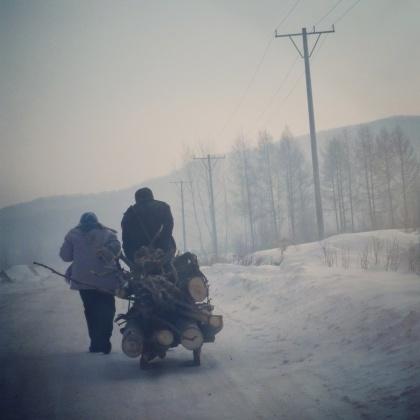 Harbin farmers